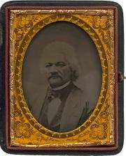 Ambrotype of Frederick Douglass