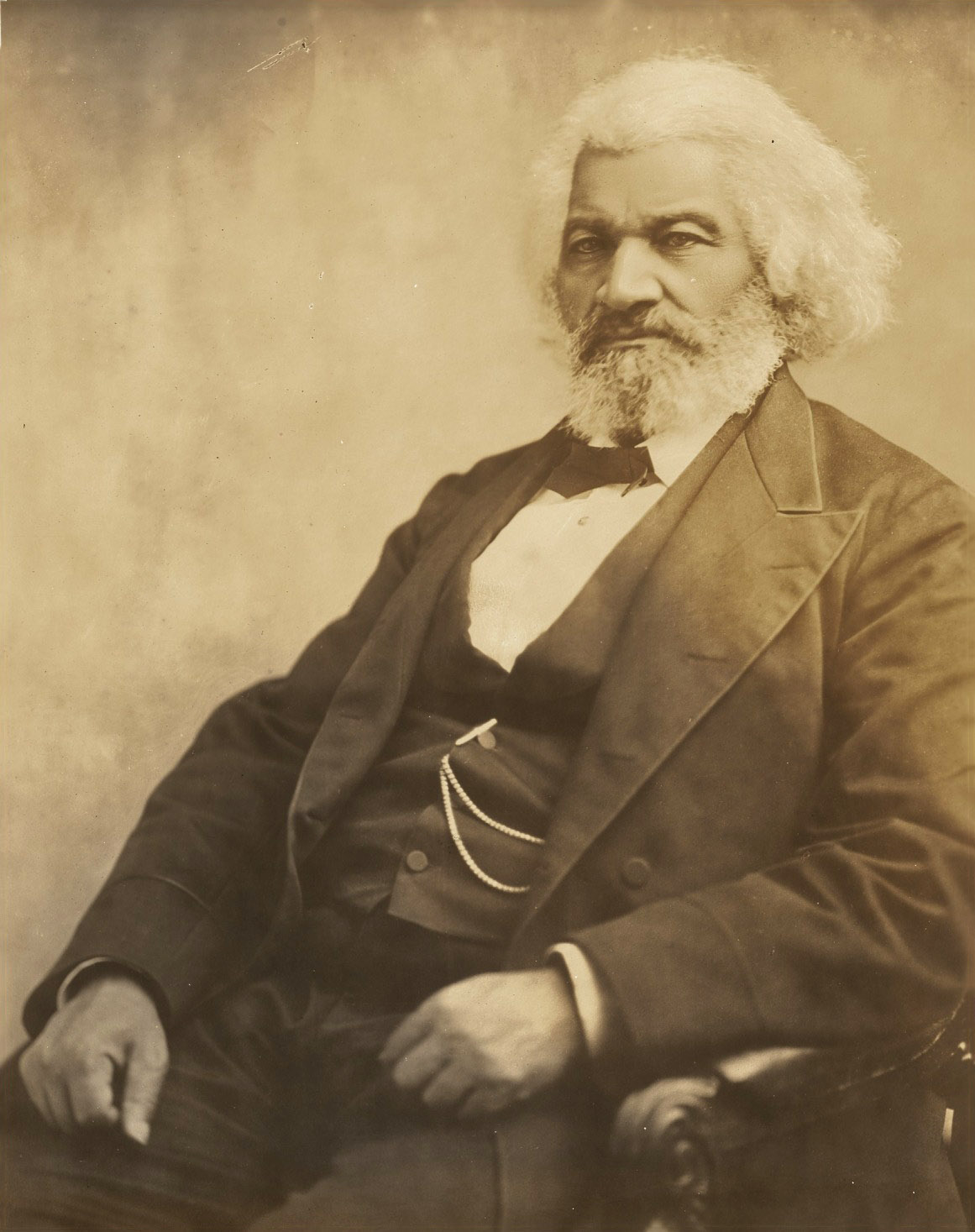 C. M. Battey - Portrait of Frederick Douglass (c 1895)