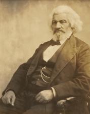 C. M. Battey - Portrait of Frederick Douglass (c 1895)