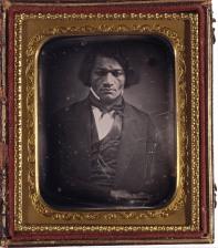 Frederick Douglass - Sixth-plate daguerreotype (c 1850 after c 1847)