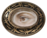 Portrait of a Left Eye (c 1800) B
