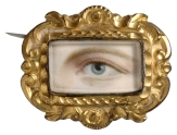 Portrait of a Left Eye (c 1800) C