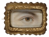 Portrait of a Right Eye (c 1800-1810) B