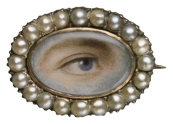 Portrait of a Right Eye (c 1800-1810)