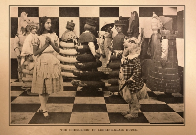 The Chess Room In Looking-Glass House - Photoplay Edition (1919)