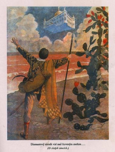 Artuš Scheiner - Fairy Tales Of Božena Němcová (1924)