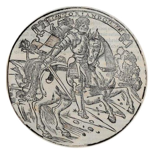 Orlando Innamorato - Published by Pietro Nicolini da Sabbio (Venice, 1539)