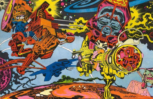 Kirby Portfolio (1971)