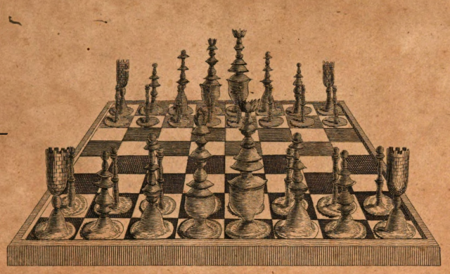 Peter Pratt - The Theory of Chess (1799)