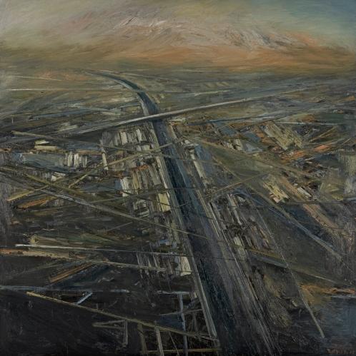 Victor Hugo Zayas - Grid Series 16 (2015)