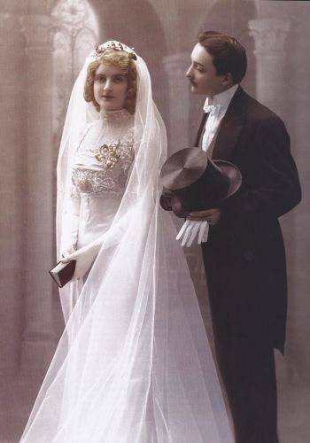 1910 Wedding