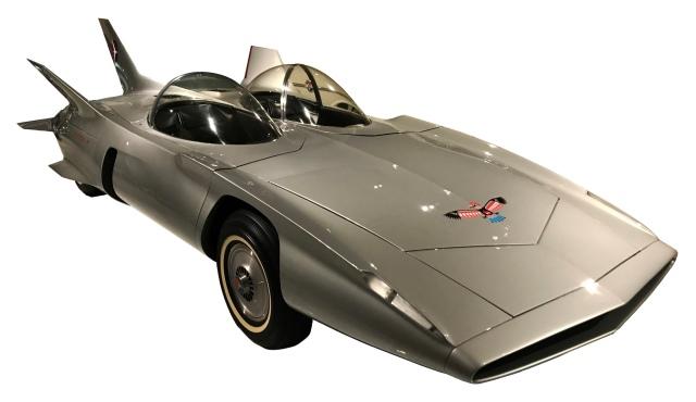General Motors - Firebird III (1958) front view