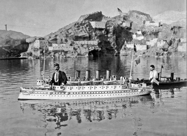 Model Ships, Louisiana Purchase Exposition (1904)